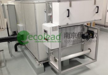 Air-conditioning unit fresh air auto roller filter