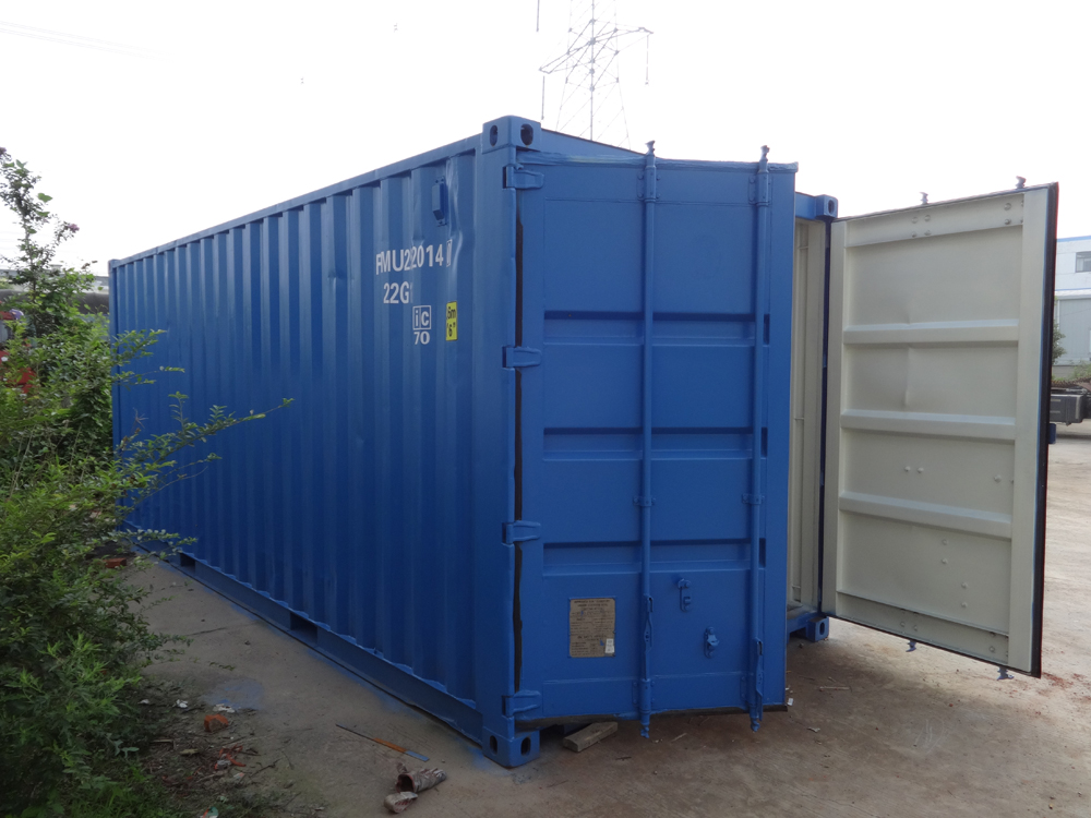 Containerized Medical Waste Incinerator Average 100kgs per hour